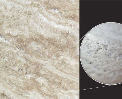 Durango Stone Travertine Ilano Brushed Stone Finish