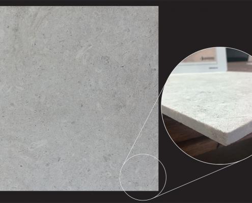 Durango Stone Limestone Perle Blanc Antiqued