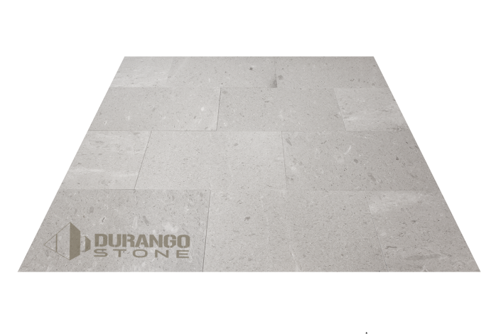 Durango Stone Perle Blanc Honed and Filled