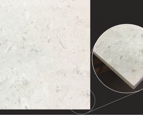 Durango Stone Limestone Perle Blanc Vintage