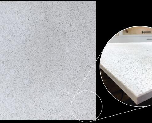 Durango Stone Limestone Perle Blanc Bushammered