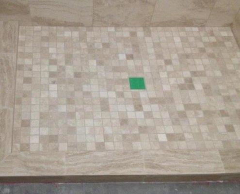 Durango Stone Shower Floor Mesh Mount