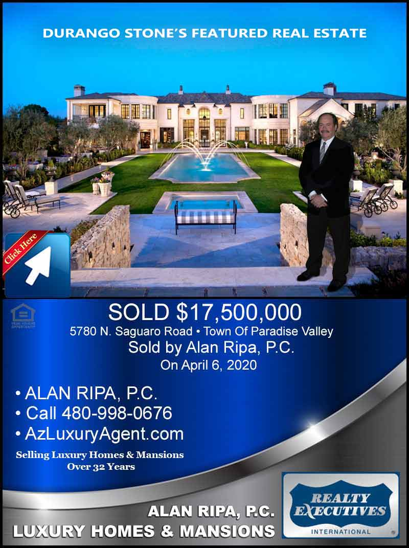 Durango Stone's Featured Real Estate Agent Alan Ripa